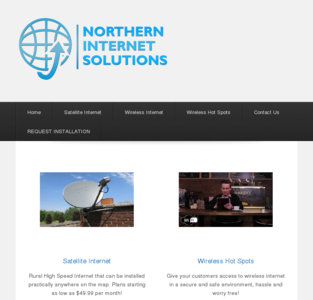 Rural, Off Grid, Satellite, Fixed Wireless LTE - Northern Internet Solutions